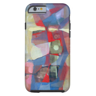 Abstract Landscape Potosi 23.75x18.25 Tough iPhone 6 Case