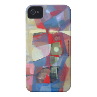 Abstract Landscape Potosi 23.75x18.25 Case-Mate iPhone 4 Case