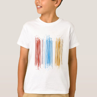 Abstract lines T-Shirt