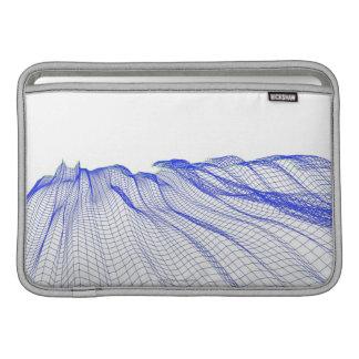 Abstract MacBook Sleeve