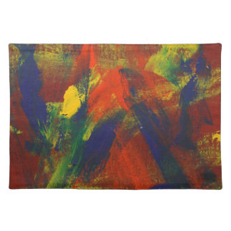 Abstract Painting 31 Jubilee Placemat