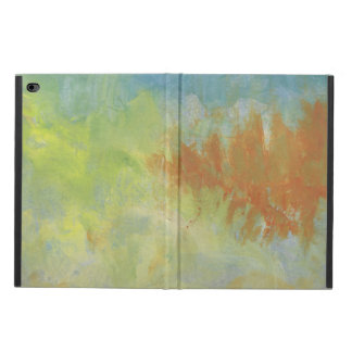 Abstract Painting in Muted Tones Powis iPad Air 2 Case