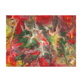 Abstract Painting Modern Contemporary Fine Art Stretched Canvas Prints