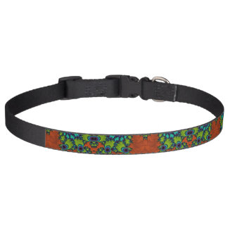 Abstract Pattern Pet Collars
