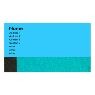 abstract photograph business cards