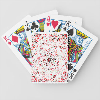 Abstract Poker Deck