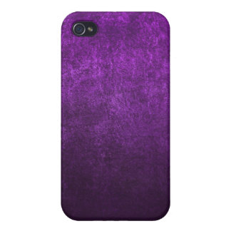 Abstract Purple Background Or Paper With Bright iPhone 4 Cover