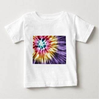 Abstract Purple Tie Dye Shirts