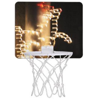 Abstract Reindeer Mini Basketball Goal Mini Basketball Hoop