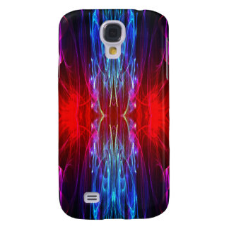 abstract retro funky art galaxy s4 case