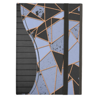 Abstract shattered iPad air case