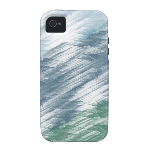 Abstract Sky Case-Mate iPhone 4 Covers