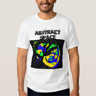 Abstract Space Shirt