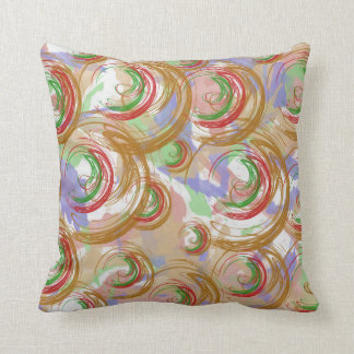 Abstract Sphere Cushion