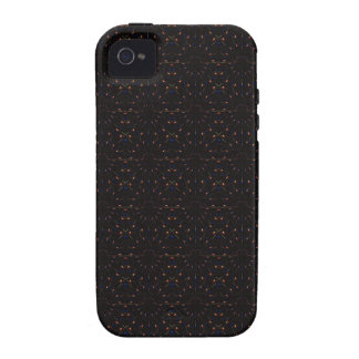 Abstract Starry Sky Art Pattern iPhone 4 Covers