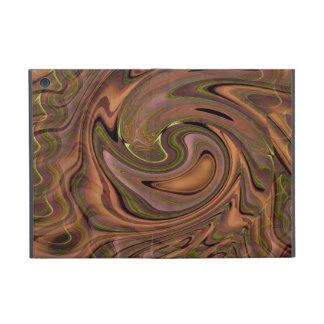 Abstract swirl Powis iCase iPad Mini Case