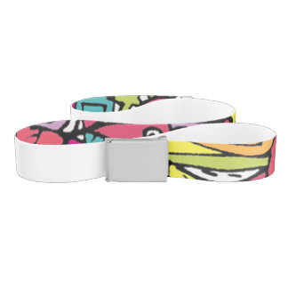 abstract zenscrawl belt