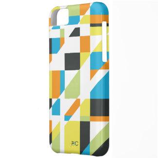 Abstraktion 002 iPhone 5 Case