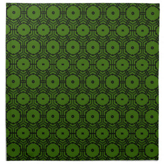 Abtract Design Cloth Napkins
