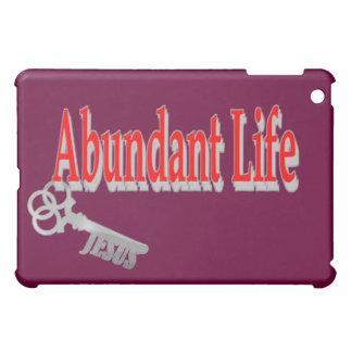 Abundant Life: The Key - v1 (John 10:10) iPad Mini Case