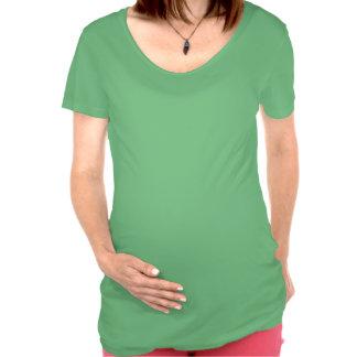 Abundant Life: The Key - v1 (John 10:10) Maternity T-shirts