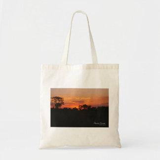 Acacia Sunset Tote Bag