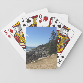 Acadia National Park, Maine Playing Cards