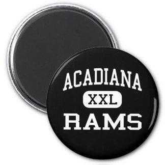 Acadiana - Rams - High - Lafayette Louisiana Magnet