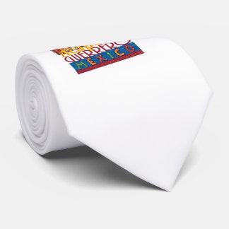ACAPULCO Mexico Tie
