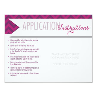 Accent Sheet or Mani Pack Card with Envelope 11 Cm X 14 Cm Invitation Card