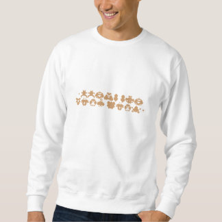 Accept the mind link! sweatshirt