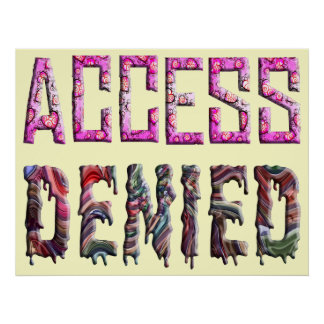 Access Denied (1) Poster