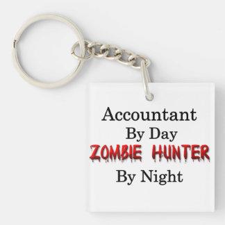 Accountant/Zombie Hunter Key Ring