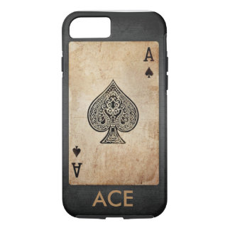 Ace of Spade iPhone 7 Case