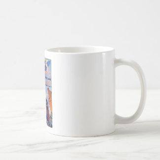 Aces - Sep 1932a_Pulp Art Basic White Mug