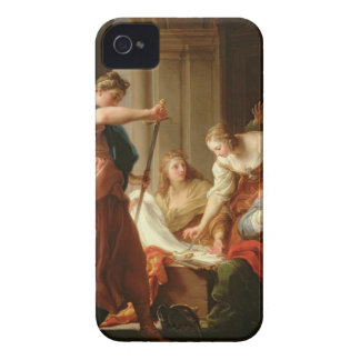 Achilles at the Court of King Lycomedes with his D iPhone 4 Cases