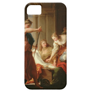 Achilles at the Court of King Lycomedes with his D iPhone 5 Cases