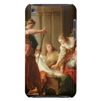 Achilles at the Court of King Lycomedes with his D iPod Case-Mate Case