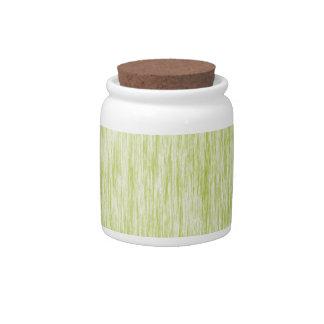 Acid-Apple-Green-Dark-Violet-Render-Fibers-Pattern Candy Jars