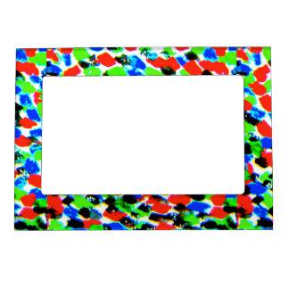 Acid Bright Spots Picture Frame