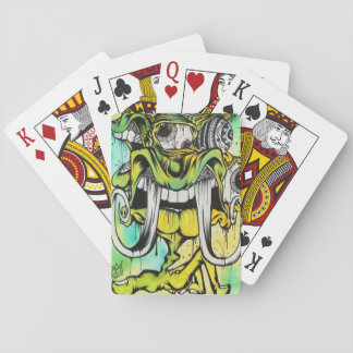 Acid Deck Playing Cards