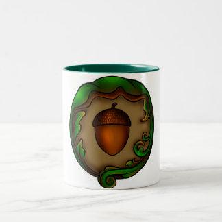 Acorn Mug