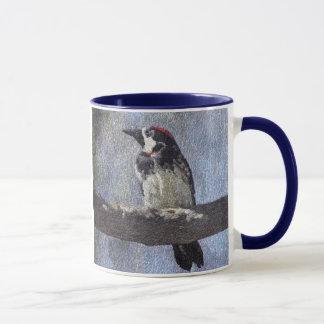 Acorn Woodpecker Mug