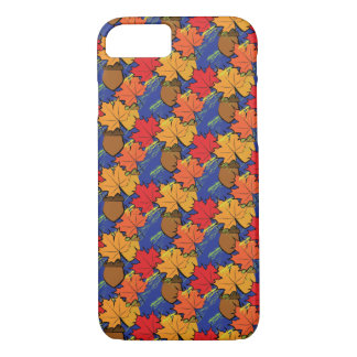 Acorns and leaves I iPhone 8/7 Case