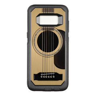 Acoustic Guitar OtterBox Commuter Samsung Galaxy S8 Case