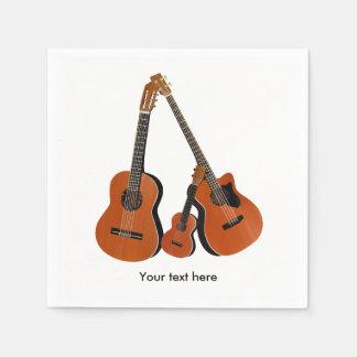 Acoustic Instruments Disposable Napkins