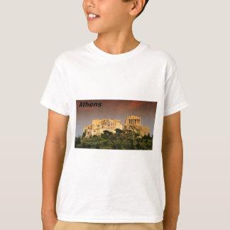 acropolis--of--athens--Aggelin--jpg T-Shirt