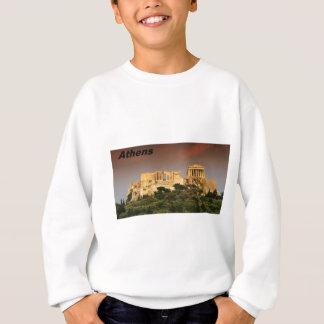 Acropolis--of--Athens. [kan.k] jpg Sweatshirt