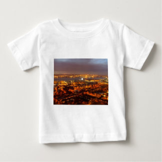 Across Liverpool to the River Mersey & Wirral Infant T-Shirt