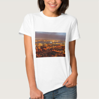 Across Liverpool to the River Mersey & Wirral Tee Shirts